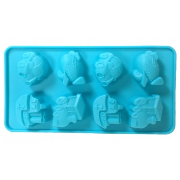 Stampo Silicone Cars - H2007-003