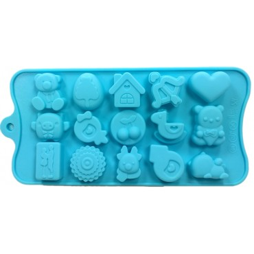 Stampo Silicone Toys - H2007-014